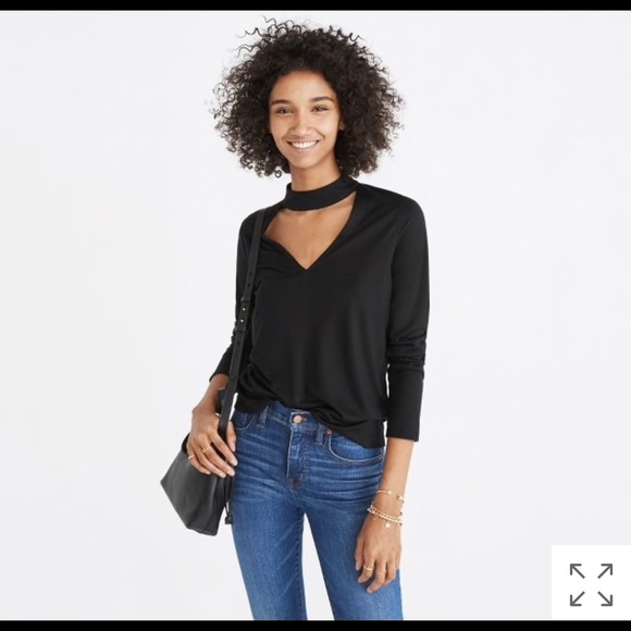 choker top outfit